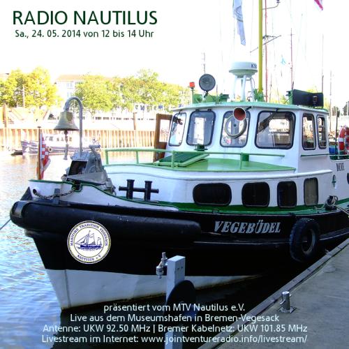 Radio Nautilus 24. 05. 2014