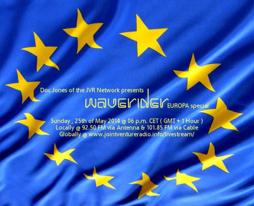 waverider EUROPA special 25. 05. 2014