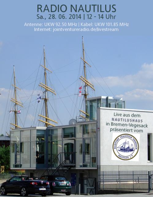Radio Nautilus 28. 06. 2014