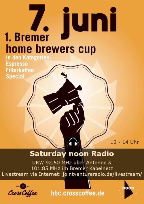 Saturday Noon Radio 07. 06. 2014