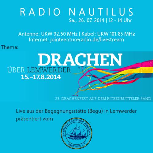 Radio Nautilus 26. 07. 2014