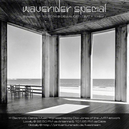 waverider special 12. 10. 2014