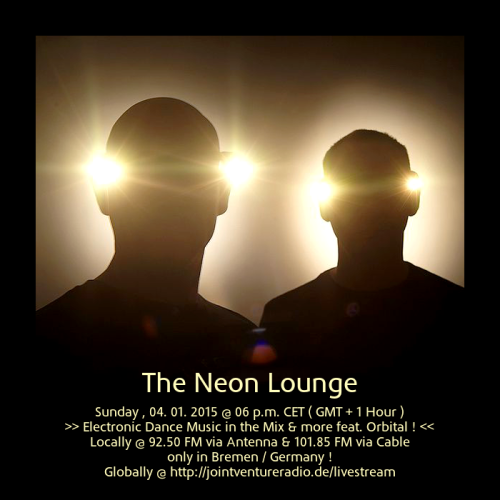 The Neon Lounge 04. 01. 2015