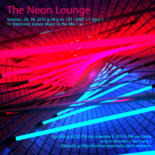 The Neon Lounge 28. 06. 2015