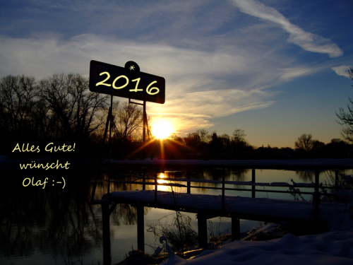 Alles Gute! 2016
