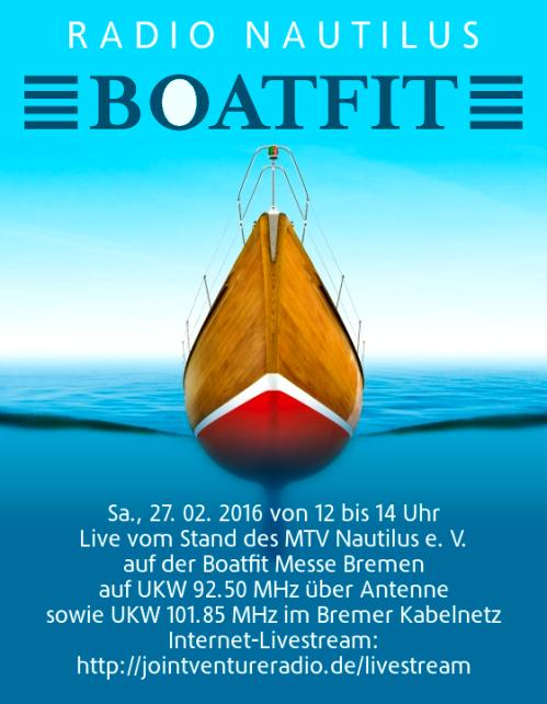 Radio Nautilus - Boatfit 2016